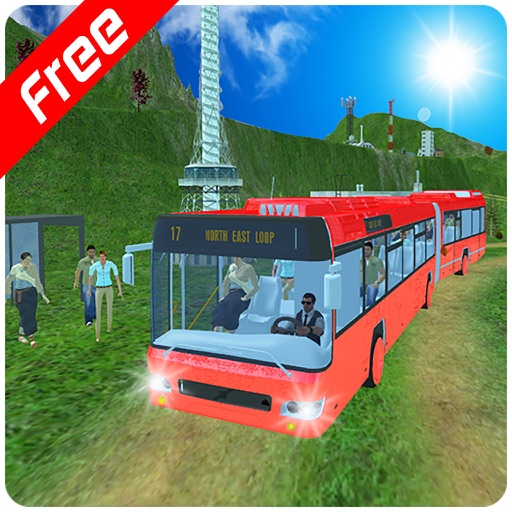 Hill Tourist Bus Simulator iOS App