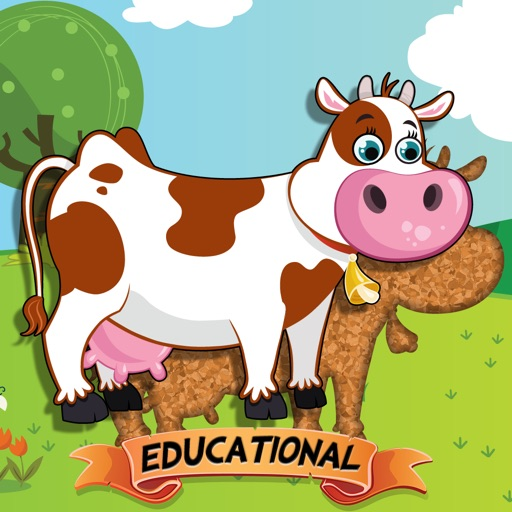 Animal Puzzles for Kids - Educational Edition iOS App