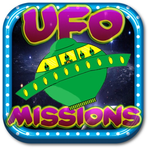 UFO Missions iOS App