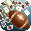 Football Solitaire Touchdown Score! Card