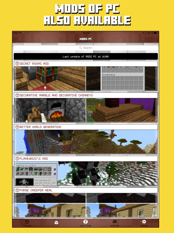 how to put mods on minecraft pe iphone