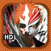 Anime Bleach Face Changer Camera Stickers HD Manga