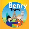 Benryトラベル | 1000以上のすぐに使える英語・イタリア語・フランス語の旅行フレーズ