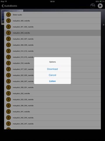 AudioBooks - Прослушать и скачать аудиокниги Скриншоты9