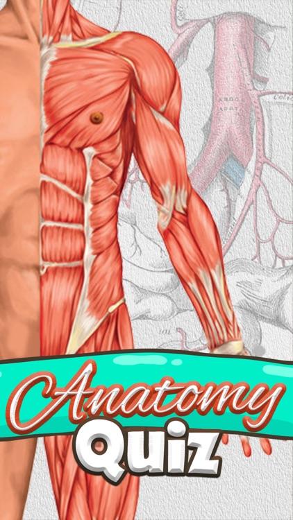 Anatomy Quiz Science Pro Brain Education Game By Milica Vuksanovic