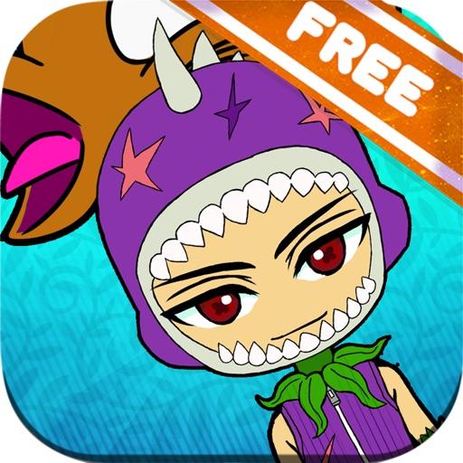 Plants Superhero Jumping & Hitter Games iOS App
