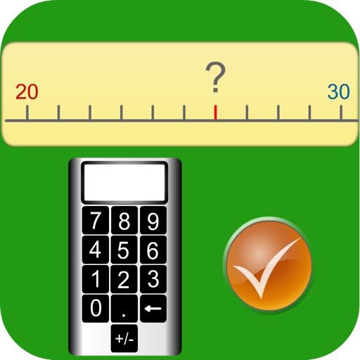 Number-Lines iOS App