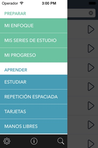 Spanish | French - AccelaStudy® screenshot 1
