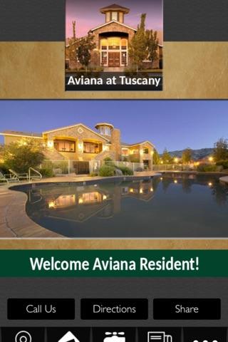Aviana at Tuscany screenshot 1