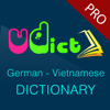 German Vietnamese Dictionary PRO - VDICT