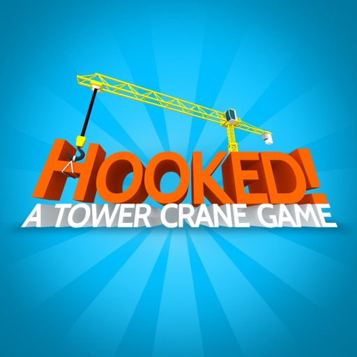 Hooked! A Tower Crane Game iOS App