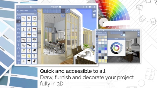 Home Design 3D - Free on the App Store
