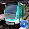 Paris Subway Simulator 3D Full Spēles par iPhone / iPad