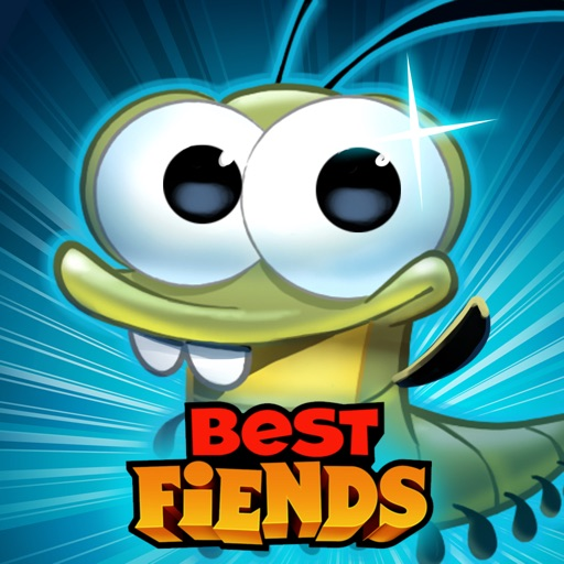 Download Best Fiends Forever free for iPhone, iPod and iPad