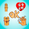 Fingers Family Emoji ● Stickers Pack for iMessage Wiki