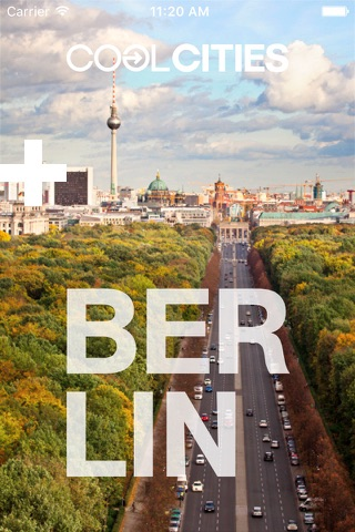 Cool Berlin screenshot 1