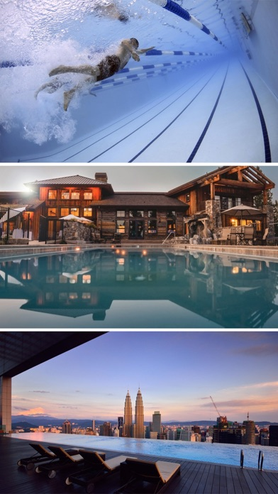 download Swimming Pool Designs, Waterpark & Pool Pictures apps 2