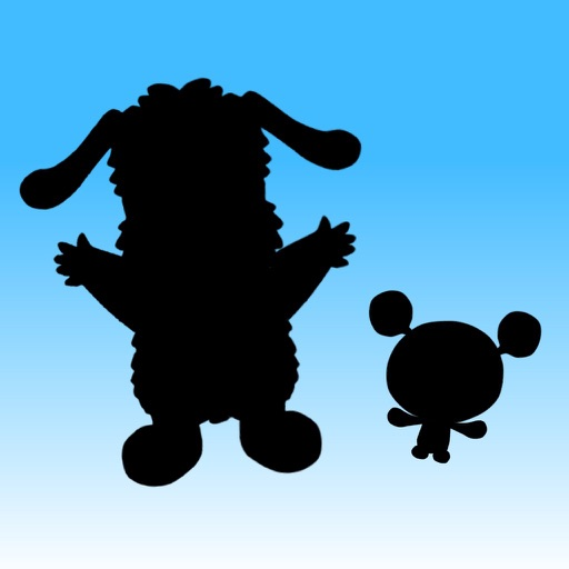 Who's The Shadow for Inai Inai Baa! (Peek-a-boo) iOS App