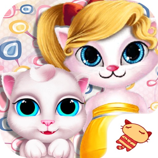 Doctor And Cat Queen-Pets Hospital Sim iOS App