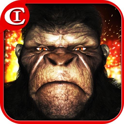 Assassin Ape 3D HD iOS App