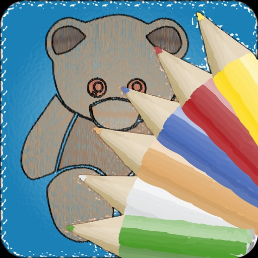 Jovial Coloring - Drawing and Painting iOS App