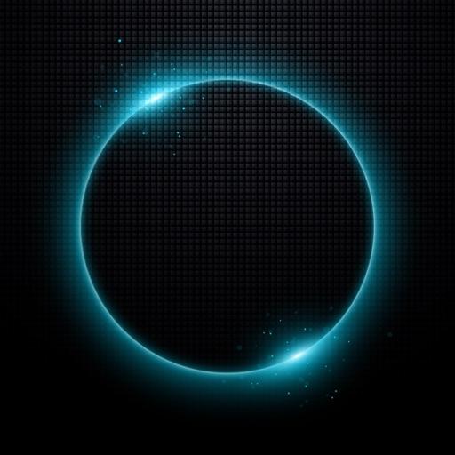 星际空间照:Alien Sky
