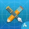 Auto Graphic - CAD Design, Vector Sketch, Architecture & Adobe Illustration free auto cad software