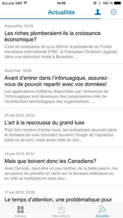 Revue Gestion HEC Mon... screenshot1