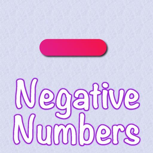 Negative Number Subtraction iOS App