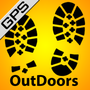 OutDoors Great Britain - GPS with National Parks OS Maps 1:50k icon