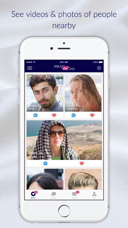 israel dating apps