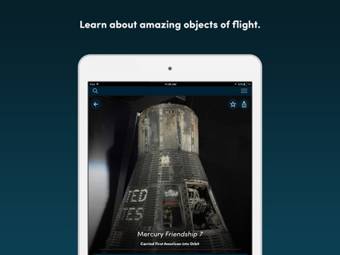 GO FLIGHT: National Air and Space Museum screenshot 3