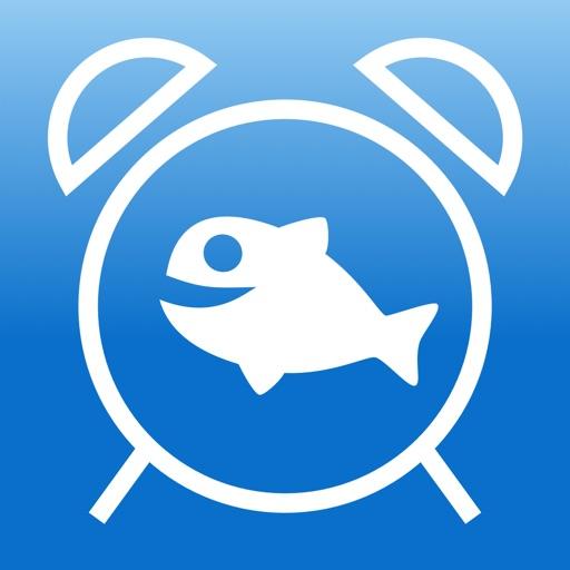 Cozy Alarm - Shake the annoying fish