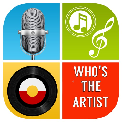 Who's the Artist: Guess Celeb Musician Ad-Free iOS App