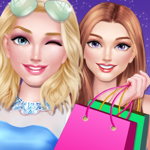 BFF Holiday Date - Shopping Mall Dress Up iOS App