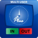 iTimePunch Multi User: Hourly Work Time Clock icon