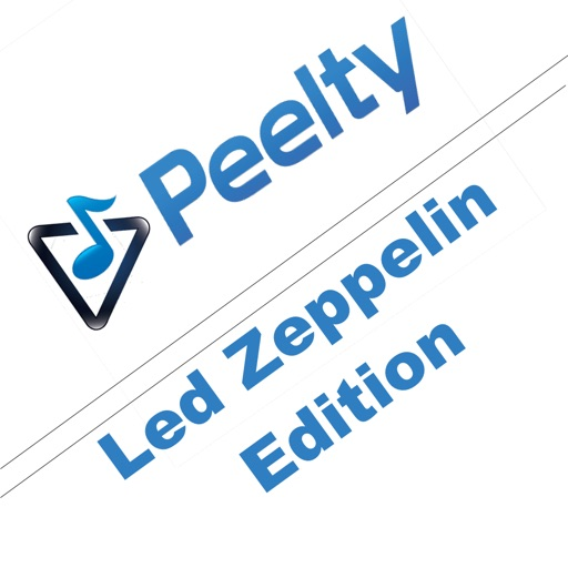 Peelty - Led Zeppelin Edition iOS App