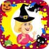 Halloween with President - Hillary Crush Trumpkin