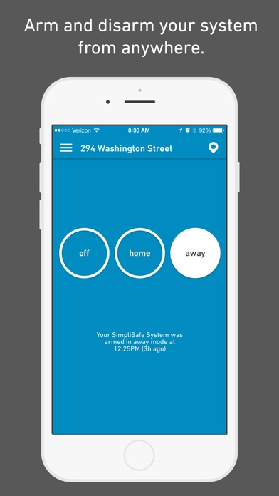 Simplisafe Home Security App On The App Store
