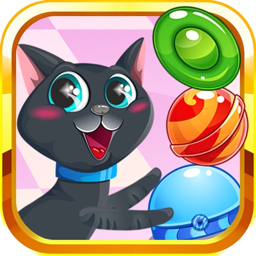 Candy Magic Factory iOS App