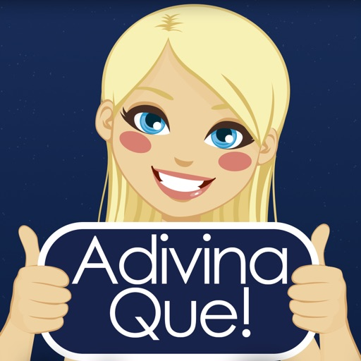 Adivina Que - Phone on heads dont look up iOS App