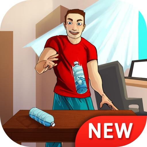 Bottle Flip 3D Arcade - Full iOS App