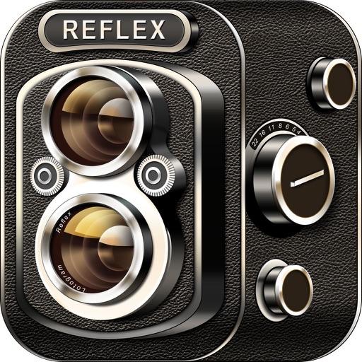 Reflex - Vintage Camera Photo Edit for Instagram