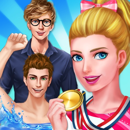 Sports Star Love Story - Romantic Date in Brazil iOS App