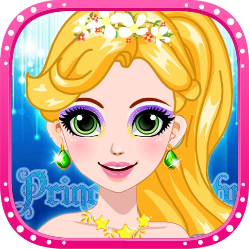 Princess Party Gowns-Girl Games iOS App
