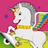 Planet Unicorn - Unicorns Games for Kids & Toddler