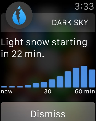 Screenshot #11 for Dark Sky Weather