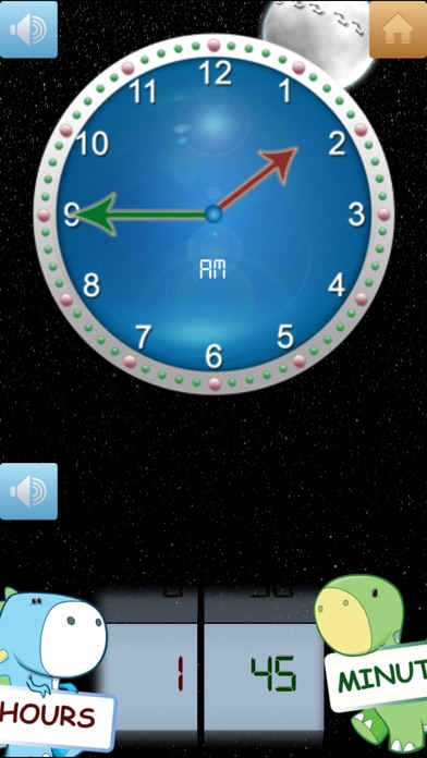 Tick Tock Clock - Learn How to Tell Time Screenshot