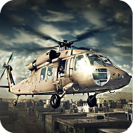 Gunship Battle: Helicopter Simulator iOS App