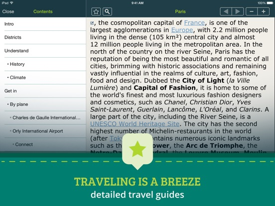 Screenshot #5 for Pocket Earth PRO Offline Maps & Travel Guides